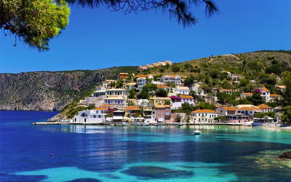 Greece Ionian Islands
